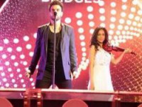 Белорусы Юзари и Маймуна не прошли в финал «Евровидения»