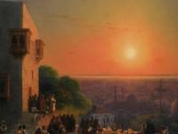 Картина Айвазовского «Вечер в Каире» снята с торгов Sotheby's