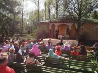 Фестиваль «Театральный марш» пройдет в московском саду «Эрмитаж»