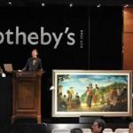 Картина Малевича стала самым дорогим лотом на Sotheby's