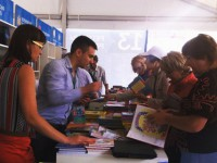 На Красной площади открылся фестиваль «Книги России»