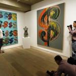 Торги произведениями современного искусства принесли Sotheby's более $200 млн