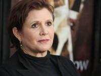 Кэрри Фишер напишет книгу воспоминаний о съемках «Звездных войн»