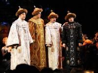 Солисты «Геликон-оперы» исполнили «Царскую невесту» под открытым небом