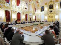 Пореченков, Безруков и шансонье Амирамов вошли в Общественный совет при СК