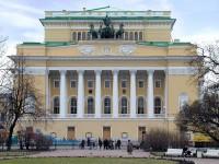 Александринский театр открыл новый сезон премьерой «Макбета»