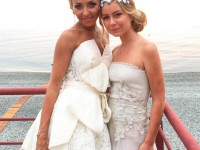 Дочь Татьяны Навки начала сольную певческую карьеру