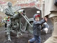 Памятник Цою откроют в Новгородской области