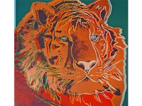 «Амурский тигр» и «Толсторогий баран» Энди Уорхола нашлись в США