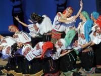 Ансамбль народного танца имени Моисеева выступит в Иордании