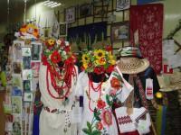 Экспозиция «За мамкиной юбкой» развернута в культурном центре Омска