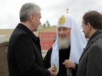 В Москве заложили памятник князю Владимиру