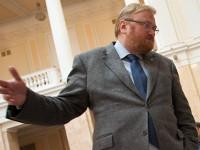 Милонов сорвал открытие ЛГБТ-кинофестиваля в Петербурге