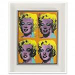 Портрет Мэрилин Монро работы Уорхола продали за 36 миллионов долларов