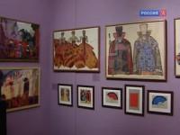 «Прорыву» в русском театральном искусстве посвящена выставка в Музее Бахрушина