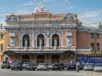 Цирк на Фонтанке открылся в Санкт-Петербурге после реконструкции