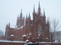 Фестиваль «Королевское Рождество» начался в московском католическом соборе