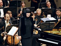 Элисо Вирсаладзе выступила с оркестром Musica Viva
