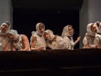 В театре Камбуровой поставили спектакль «Победа. Реквием»
