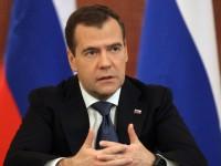 Дмитрий Медведев провёл заседание попечительского совета Афонского монастыря