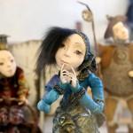 """В Московском театре кукол поставили """"Ежика в тумане"""""""