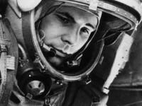 Пятый Месяц русско-американской истории посвящен полету Юрия Гагарина