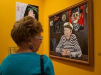 В Русском музее появились клоуны, акробаты и фокусники