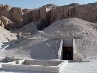 В гробнице Тутанхамона нашли скрытые помещения