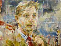 В галерее ArtStory открылась ретроспектива Сергея Базилева