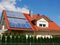 Строительство. Солнечные панели для частных домов