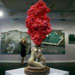 """Молодые корейские художники в галерее """"Триумф"""""""
