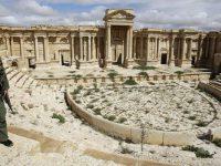 Хранитель Музея Пальмиры Ахмад Диб рассказал о восстановлении древнего города