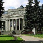 """Экспозиция """"Старый Петербург"""" развернута в Музее Пушкина"""