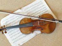 Победителем конкурса Владимира Спивакова стал скрипач из Швеции