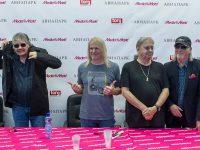 Deep Purple выступили в «Олимпийском»