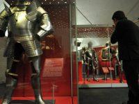 В Музее Отечественной войны открылась выставка доспехов эпохи Ренессанса