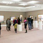 Выставка работ Кирилла Кустодиева открыта в Астрахани
