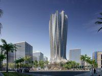 Гостиницу по проекту Захи Хадид возведут в Катаре