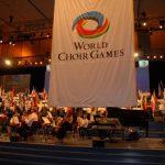 В Сочи сегодня начинаются Всемирные хоровые игры
