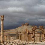 Представлен отчёт о состоянии памятников Пальмиры