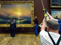 Русский музей отправил на выставку в Третьяковку картины Айвазовского