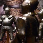 В Историческом музее рассказывают о королевских играх в рыцарей