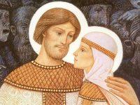 В России отмечают День семьи, любви и верности