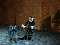 В Мариинском театре спели Достоевского