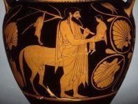 Живопись и вазопись Древней Греции