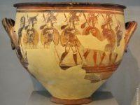 Крито-микенская живопись – бронзовый век