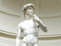 Копию статуи Давида в Петербурге решили не одевать