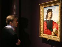 В Москве открылась первая в России выставка Рафаэля