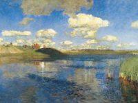 В Москве проходит выставка «Исаак Левитан и его современники»