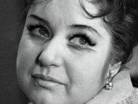 Исполняется 95 лет со дня рождения народной артистки СССР Людмилы Макаровой